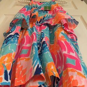 6fb1256e5535 Lilly Pulitzer Shorts - NWT 6 10 Lilly Pulitzer Edona Shorts Romper Goom
